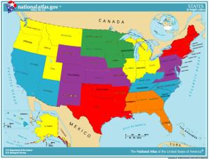 USA_Regional Map_02_without Stars copy