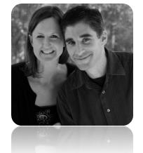 Rebecca and Chris